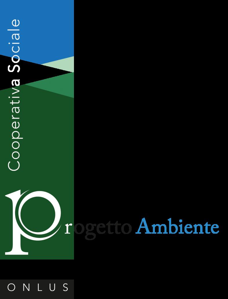 Progetto Ambiente Società Cooperativa Sociale Onlus Logo no background